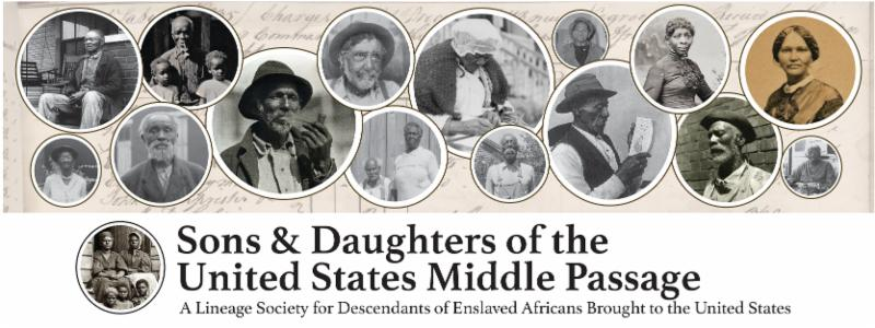 It's time: Learn about the U.S. Middle Passage and how we (Sons & Daughters) areconnected